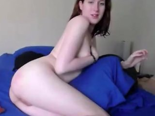 Shemale Cutie Cumming All Over The Place